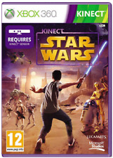 Xbox 360 - Kinect Star Wars  **New & Sealed** Official UK Stock