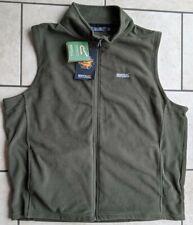 "Regatta Tobias Mens XXL Full Zip Bodywarmer Gilet Fleece Jacket RRP £20 27"" P2P"