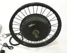 8000w/72v Electric Bike Ebike Fat Tire or Regular Tire Conversion Kit