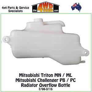 Radiator Overflow Bottle Expansion fit Mitsubishi Triton ML MN Challenger PB PC
