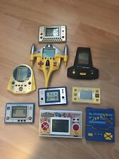 LCD Games lot similar to Game Watch