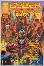 Éclats Image, Cyber force 8 (1997) Librairie z0 -