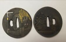 New tsuba, sword fitting for iaito, Katana, Shinken, japanese sword 2