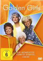 Golden Girls - Die komplette 5. Staffel                                DVD   444