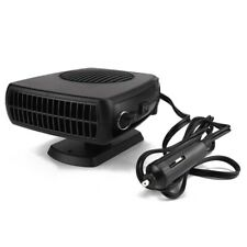 24V Lighter Car Heater Portable Vehicle Defroster Safe Ceramic Heating Demister