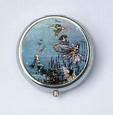 The Fairies of the Serpentine PILL CASE pillbox pill holder fairytale