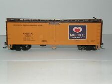 ATHEARN HO scale  MORRELL REFRIGERATOR LINE MORX #9089  WOOD REEFER  039
