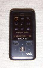 Sony Walkman NWZ-S618 (8GB) Digital Media MP3 Player Black. Works great.