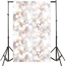 10x5ft Abstract Glitter Vinyl Custom Backdrop Photography Photo Background
