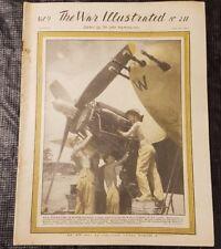The War Illustrated No. 211 Vol 9 1945 Burma Floating Dockyards