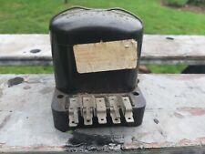 Lucas RB106/2 Dynamo Voltage Regulator 1979