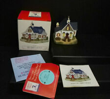 Liberty Falls Collection The Liberty Church Ah186 Nib more avail discount
