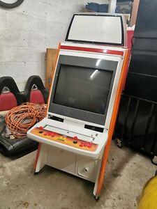 Sega Naomi Universal Sitdown Arcade Machine Jamma