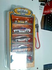 big time muscle 5 pack limited 1/10.000 65 cobra 73 mach 1 69 camaro 70 charger