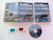 sea company tycoon PC FR
