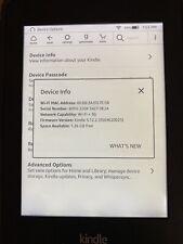 Amazon Kindle Paperwhite 2  |  Model DP75SDI  |  Wi-Fi  + 3G|  Barely Used