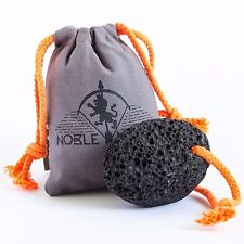 Noble Nomad -  Lava Pumice Stone Foot Massage Scrub Exfoliate Pedicure Grinding