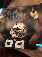 Warren Sapp Signed Oakland Raiders 8x10 Photo UDA