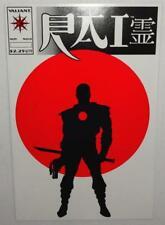 Rai #0 1992 Valiant 9.2+ 1st full appear Bloodshot; 2020 Movie starring V.Diesel