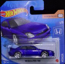 Hot wheels '98 Honda Prelude azul 1/5 2020 166/250 GHF15-D521