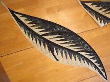 centrotavola - quilted table runner -  Judy Niemeyer leaf