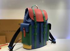 NUOVO Autentico Louis Vuitton Monogramma Christopher Zaino RARO limited