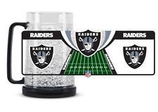 Oakland Raiders Freezer Mug