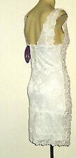 GLOBAL ESSENCE IvoryEmbellishedLaceParty Size8 rrp$99.95