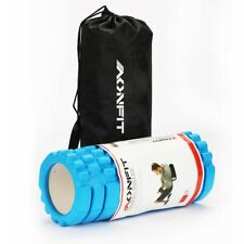 AONFIT Foam Roller For Deep Tissue Muscle Massage | Trigger Point Grid Sports