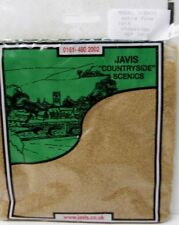 JAVIS JXCC Extra Fine Cork Chippings for Model Rail Etc.