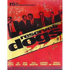 Reservoir Dogs (DVD, 2006, 15th Anniversary) Brand New