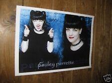 Pauley Perrette Abby NCIS Fantastic POSTER