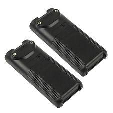 2pcs 6*AA Radio Battery Pack Shell Case Box for Two-way Radio ICOM IC V8 V82 hot