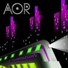 L.A. Temptation by AOR (CD, Nov-2012, AOR Heaven)