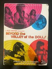 Beyond the Valley of the Dolls (1970) Dvd   Russ Meyer, Roger Ebert, Dolly Reed