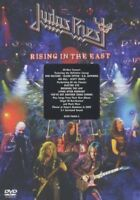 JUDAS PRIEST 'RISING IN THE EAST' DVD NEW+