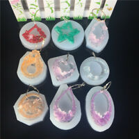 pendant silicone mold  UV resin mold,craft jewelry making molds