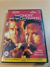 The Ghost And The Darkness (DVD, 2001)
