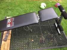 Body sculpture situp weight bench great condition