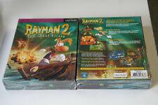 Rayman 2 - The Great Escape (PC, 1999) Kartonbox  Eurobox    Neuware    New