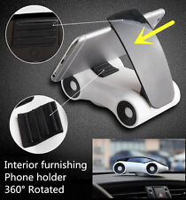 360° Rotated Model Car Cellphone Holder Mount For Samsung S8 Iphone 8 7 7S 6S 6