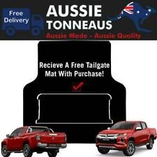 Rubber Ute Mat for Mitsubishi MQ/MR Triton Dual Cab (July 2015 to Current)