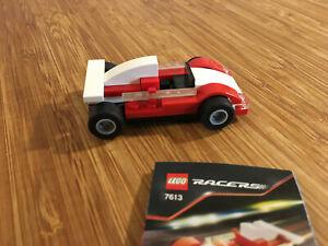 Lego Racers Set 7613 Track Racer (2008).