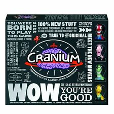 Hasbro Cranium Wow Board Game 600 All New Cards Factory sealed  2007