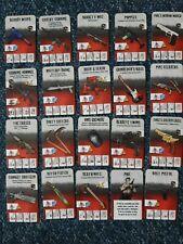 Zombicide - Custom Pimp Card Set 2 - 20 x Cards Modern