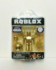 ROBLOX The Golden Bloxy Award & Hang Glider W/ Codes O1