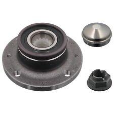 Rear Wheel Bearing Kit Fiat Abarth:Punto,Grande,Grande Punto 95608940 51787397