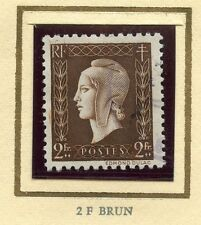 STAMP /  TIMBRE FRANCE OBLITERE MARIANNE DE DULAC N° 692