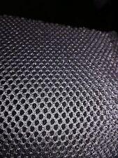Spacer fabric, x 1 metre Hexagon mesh,  TF 007, Second Grade, Grey x 1 metre