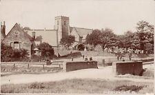Scalby near Scarborough. Scalby Church # 86.